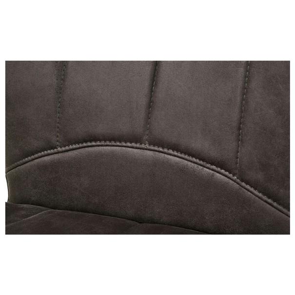 Jídelní židle INGO tmavě šedá 6