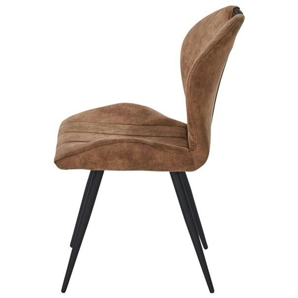 Jídelní židle INGO hnědá 3