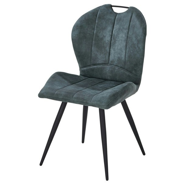 Jídelní židle INGO tyrkysová 1