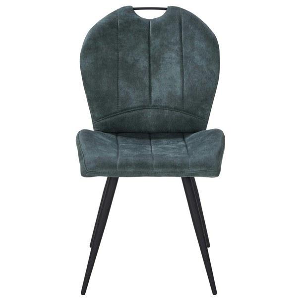 Jídelní židle INGO tyrkysová 3