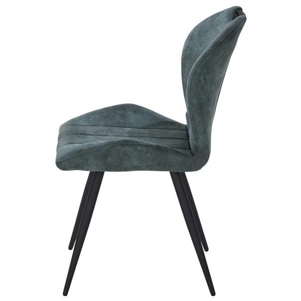 Jídelní židle INGO tyrkysová 4