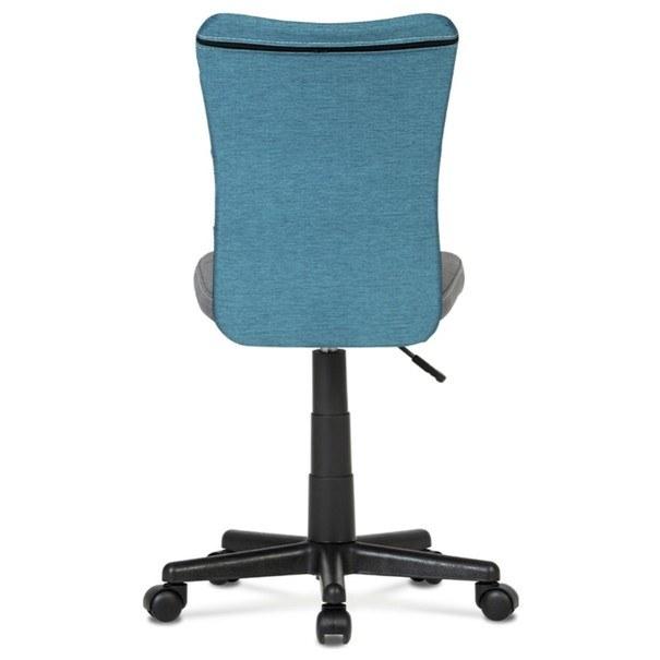 Otočná stolička IRWIN mix farieb modrá 2