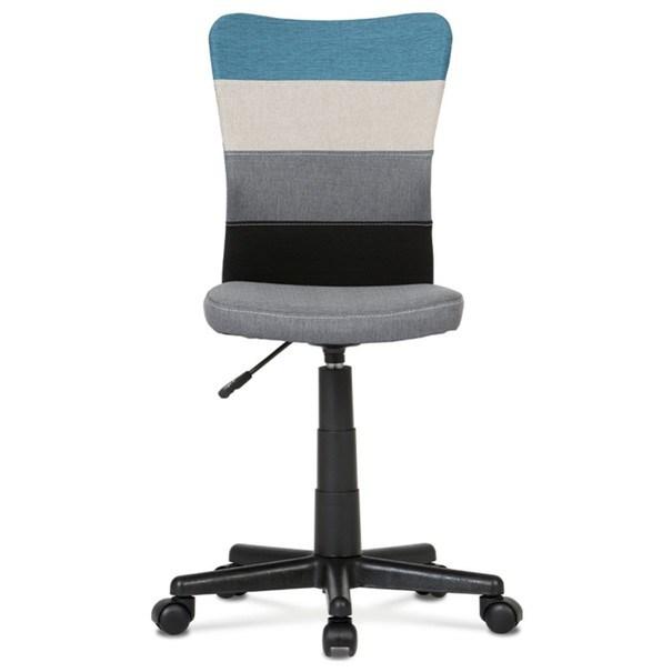 Otočná stolička IRWIN mix farieb modrá 4