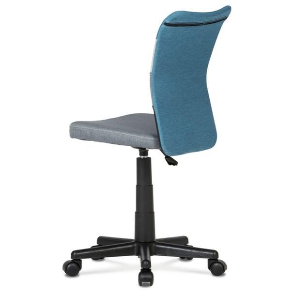 Otočná stolička IRWIN mix farieb modrá 5