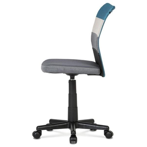 Otočná stolička IRWIN mix farieb modrá 6