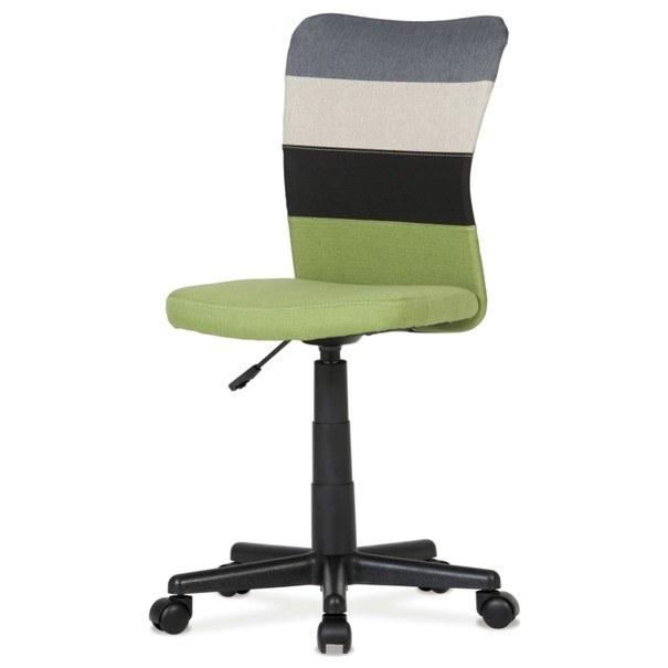 Otočná stolička IRWIN mix farieb zelená 1