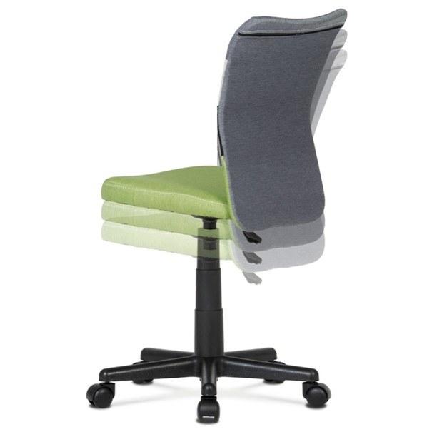 Otočná stolička IRWIN mix farieb zelená 3