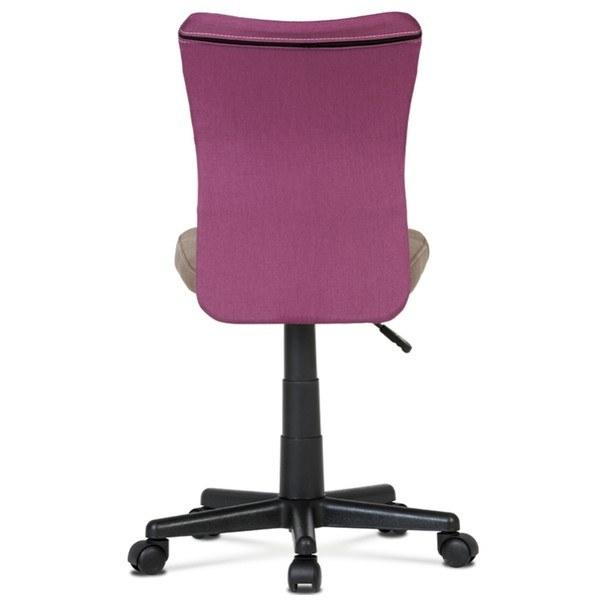 Otočná stolička IRWIN mix barev fialová 2