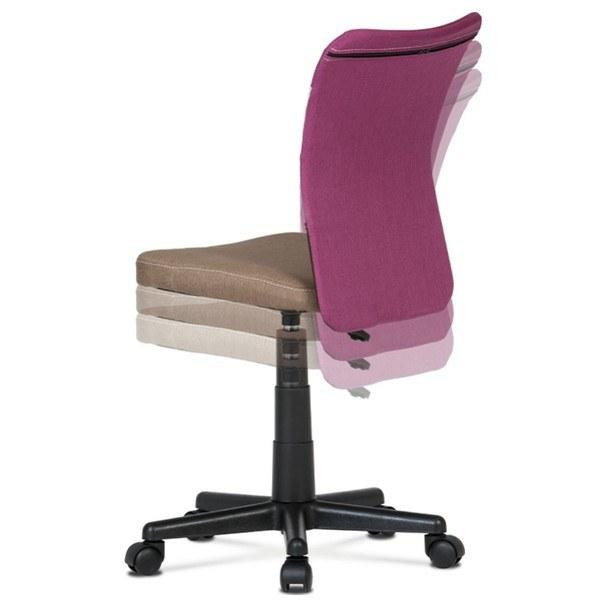 Otočná stolička IRWIN mix barev fialová 3