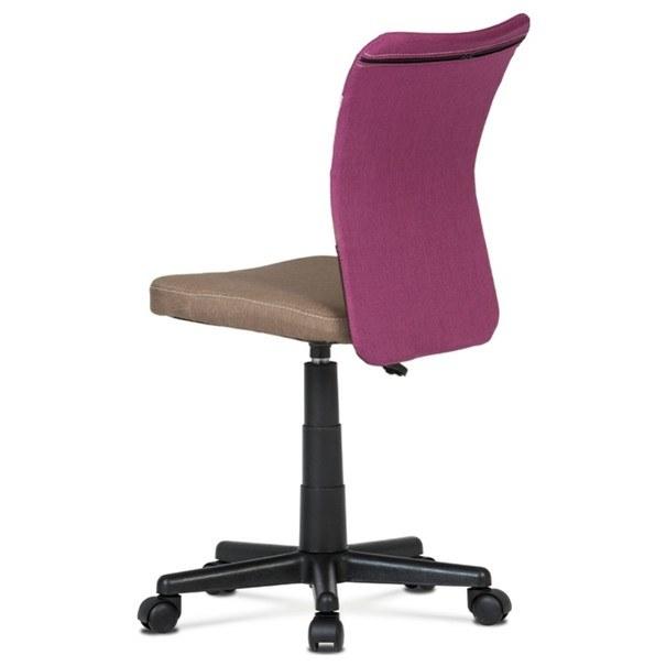 Otočná stolička IRWIN mix barev fialová 5