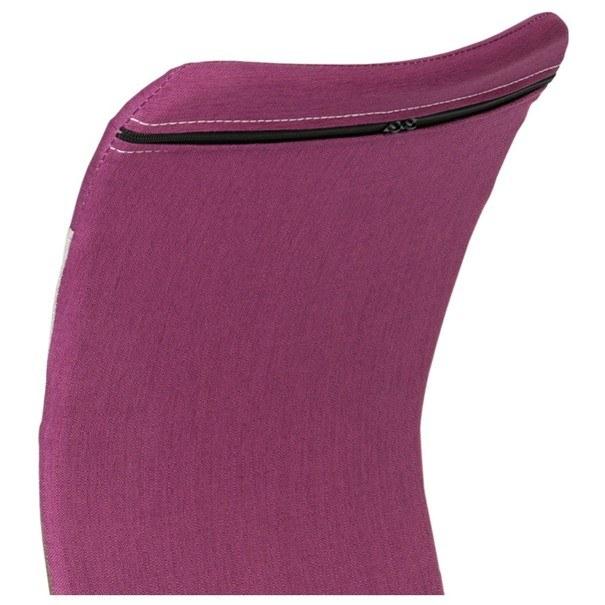 Otočná stolička IRWIN mix barev fialová 8