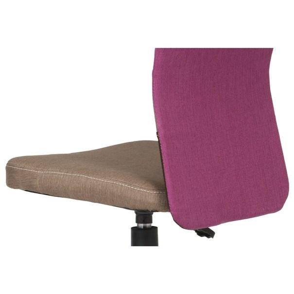 Otočná stolička IRWIN mix barev fialová 9