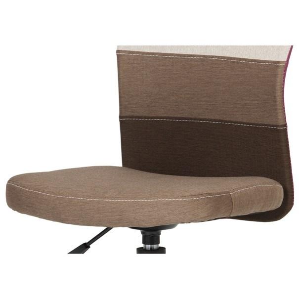 Otočná stolička IRWIN mix barev fialová 10