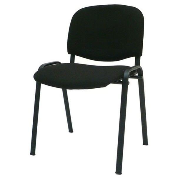 Sconto Konferenční židle ISO černá - nábytek SCONTO nábytek.cz