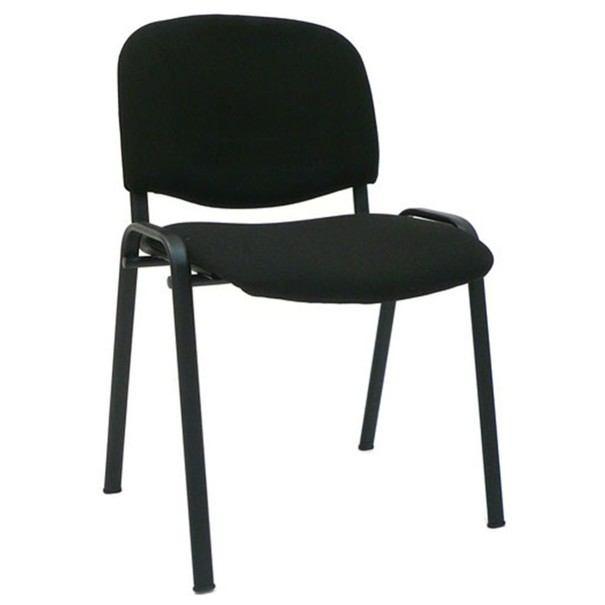 Konferenční židle ISO černá 2