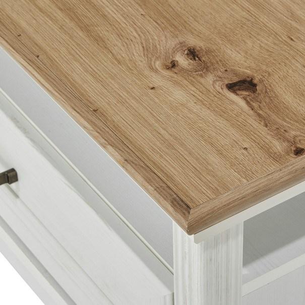 Konferenční stolek JASMIN pinie světlá/dub artisan 6