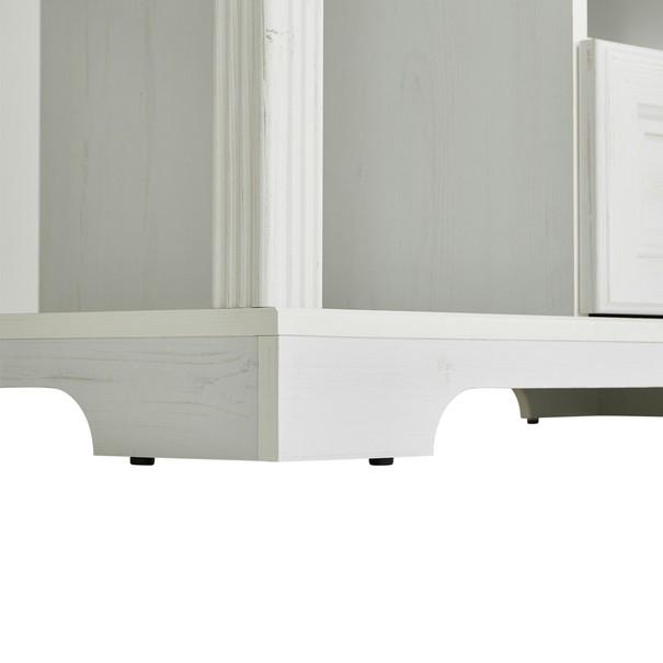 Konferenční stolek JASMIN pinie světlá/dub artisan 7