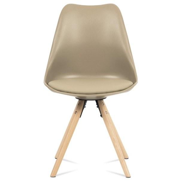 Jídelní židle JASMINA hnědá 2