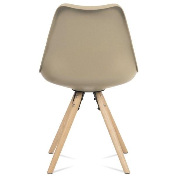 Jídelní židle JASMINA hnědá 4