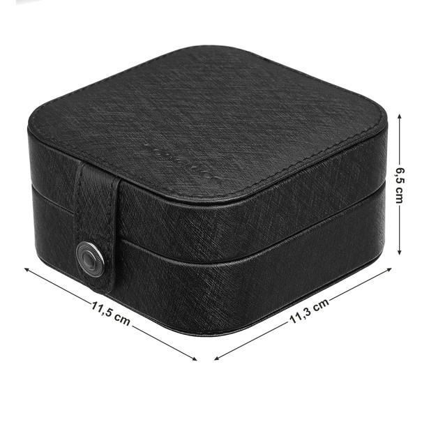 Cestovní šperkovnice JBC147 černá 6