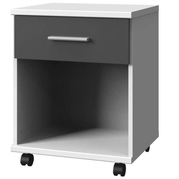 Pojazdný kontajner JOKER 513 biela/grafit 1