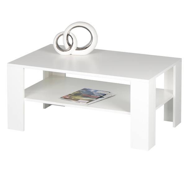 Konferenční stolek JOKER 66 bílá 1