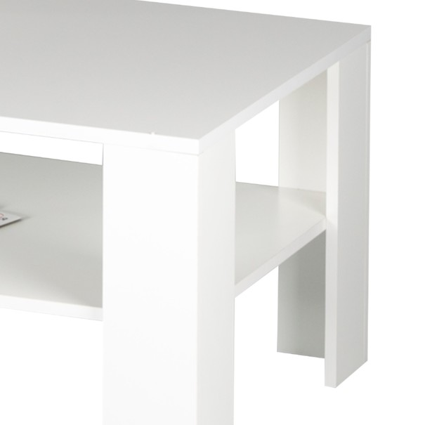 Konferenčný stolík JOKER 66 biela 2