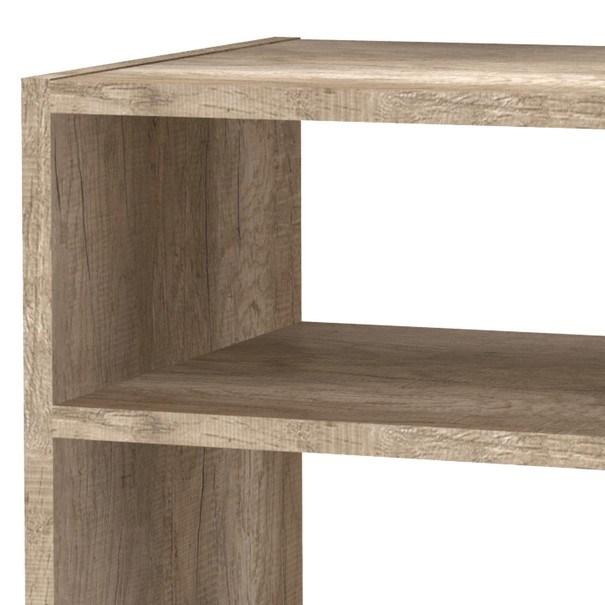 Přístavný stolek JULIA dub canyon 3