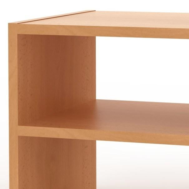 Přístavný stolek JULIA buk 3