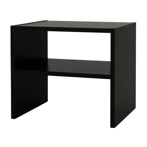 Přístavný stolek JULIA černá 1