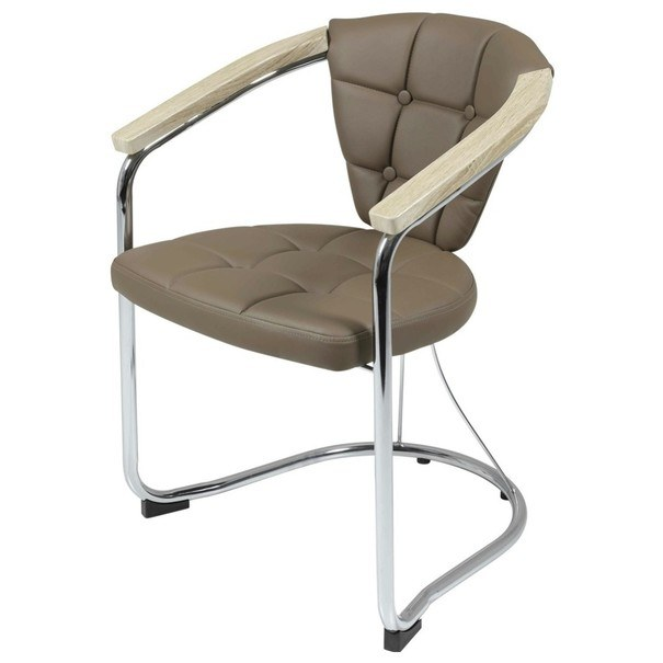 Jídelní židle     KEN cappuccino 1