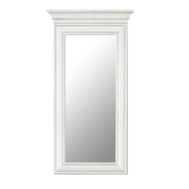 Zrcadlo KORDULA bílá 1