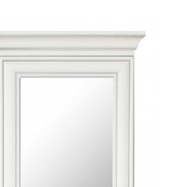 Zrcadlo KORDULA bílá 3