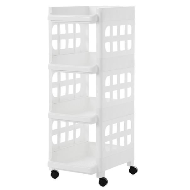 Výsuvný vozík KSC02WT bílá 1