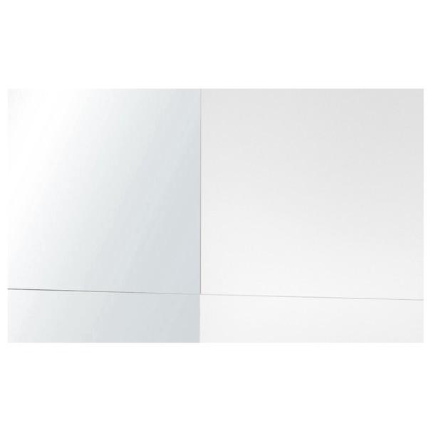 Šatní skříň LAUMA bílá 3