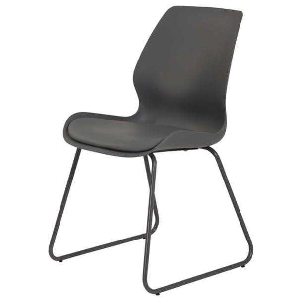 Sconto Jedálenská stolička LENA S sivá.