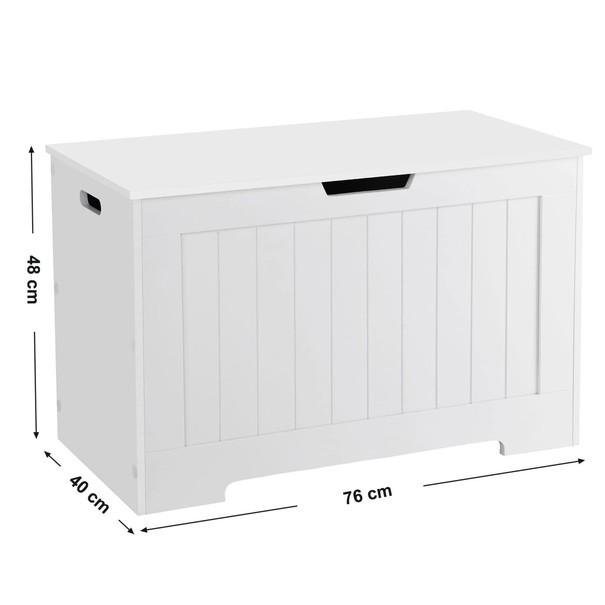 Úložný box LHS11WT bílá 9