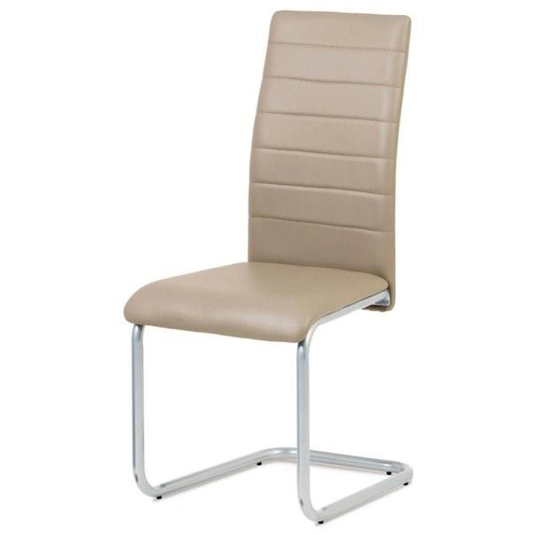 Jídelní židle LILY cappuccino 1
