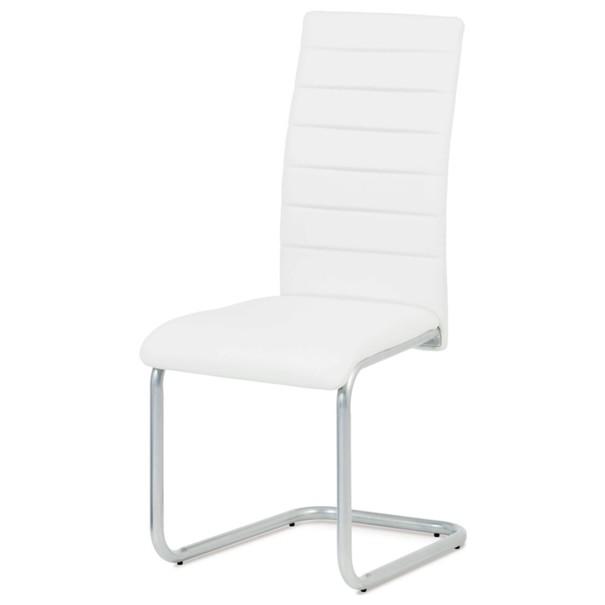 Jídelní židle LILY bílá 1
