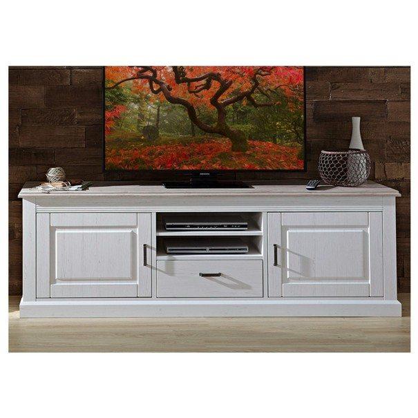 TV stolek LIMA 31 pinie/bílá 3