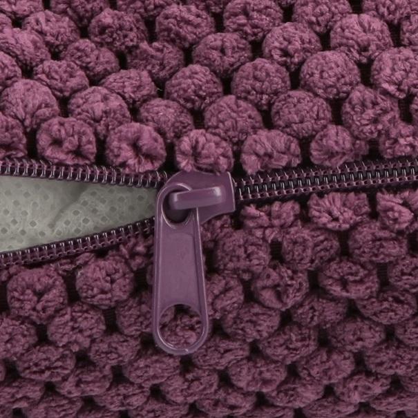 Dekoračný vankúš LISA fialová 2