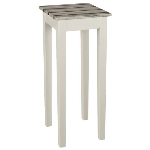 Sconto Přístavný stolek LIZA šířka 30 cm, výška 76 cm - nábytek SCONTO nábytek.cz