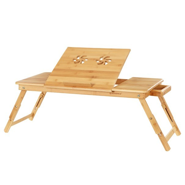 Sconto Stolek na laptop LLD004 bambus