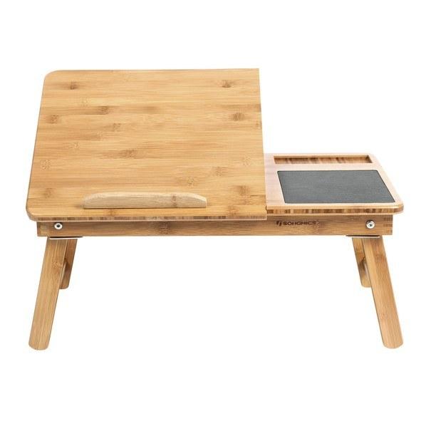 Stolek na notebook LLD008 bambus 6