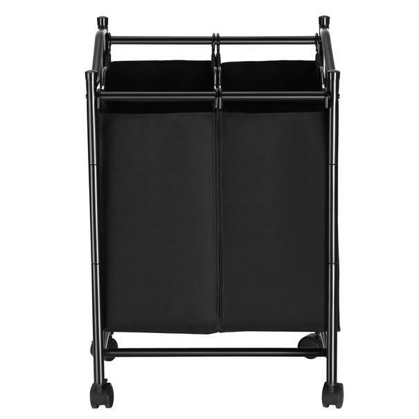 Koš na prádlo LSF002 černá 15
