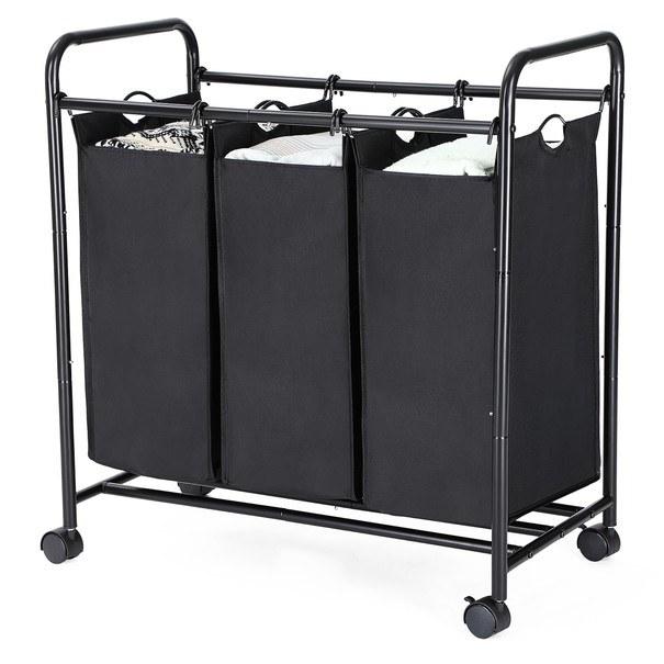 Koš na prádlo LSF003 černá 7