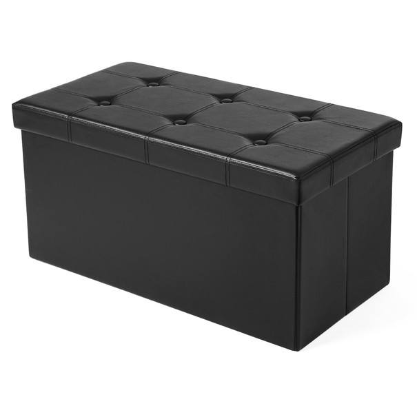 Lavice LSF10 černá 1