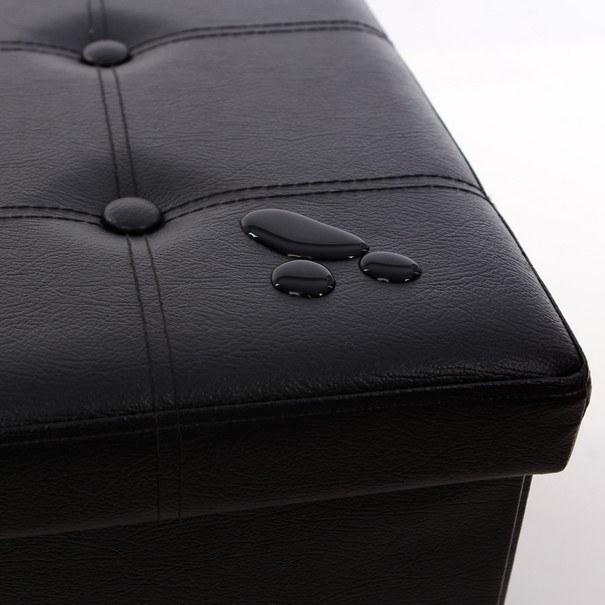 Lavice LSF10 černá 7