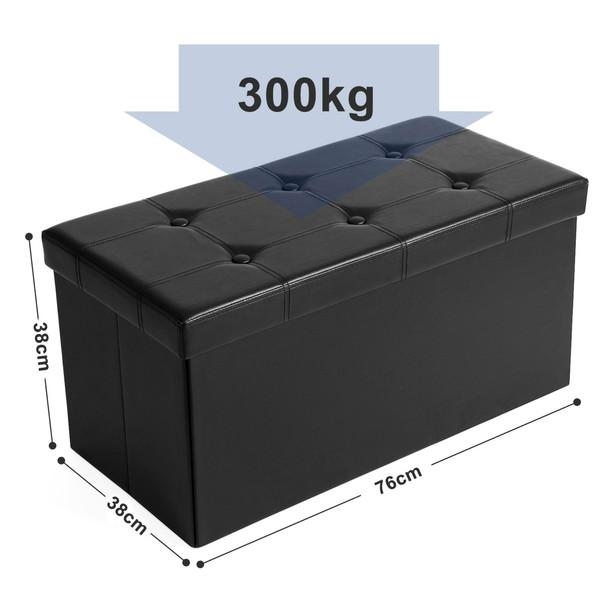 Lavice LSF10 černá 10