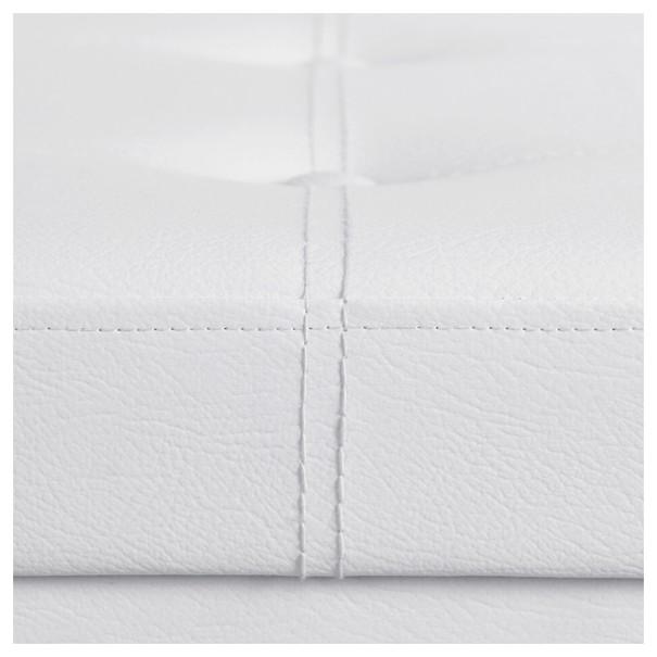 Lavice LSF70 bílá 9